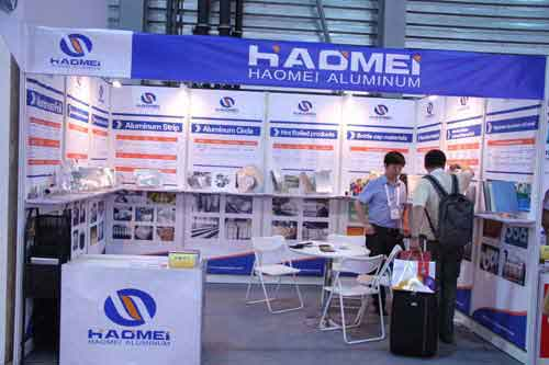 Haomei Aluminum is going to take part in ALUMINUM ESSEN 2010